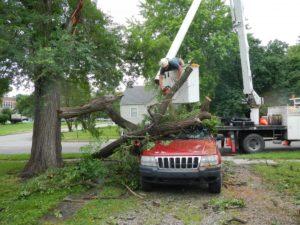 Storm-Damage-on-Car